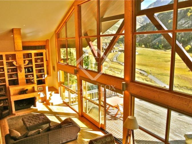 Chalet en Valle Incles