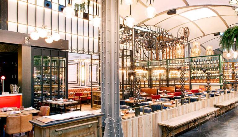 Los restaurantes m s emocionantes y exclusivos de for Los restaurantes mas clandestinos y secretos de barcelona