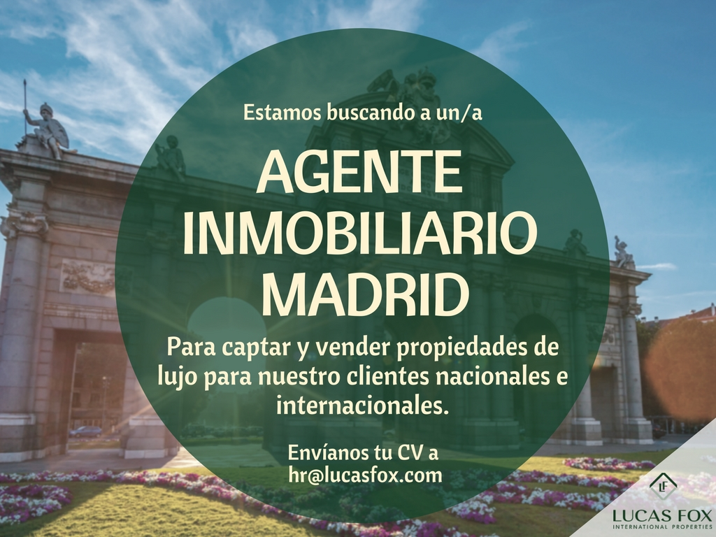 Agente inmobiliario madrid lucas fox noticias y prensa - Agente inmobiliario madrid ...