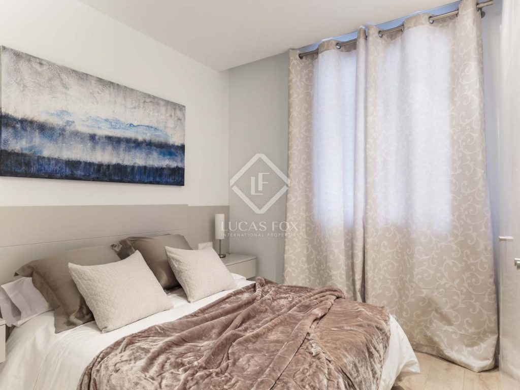 dormitorio ático- impuesto de sucesiones en cataluña