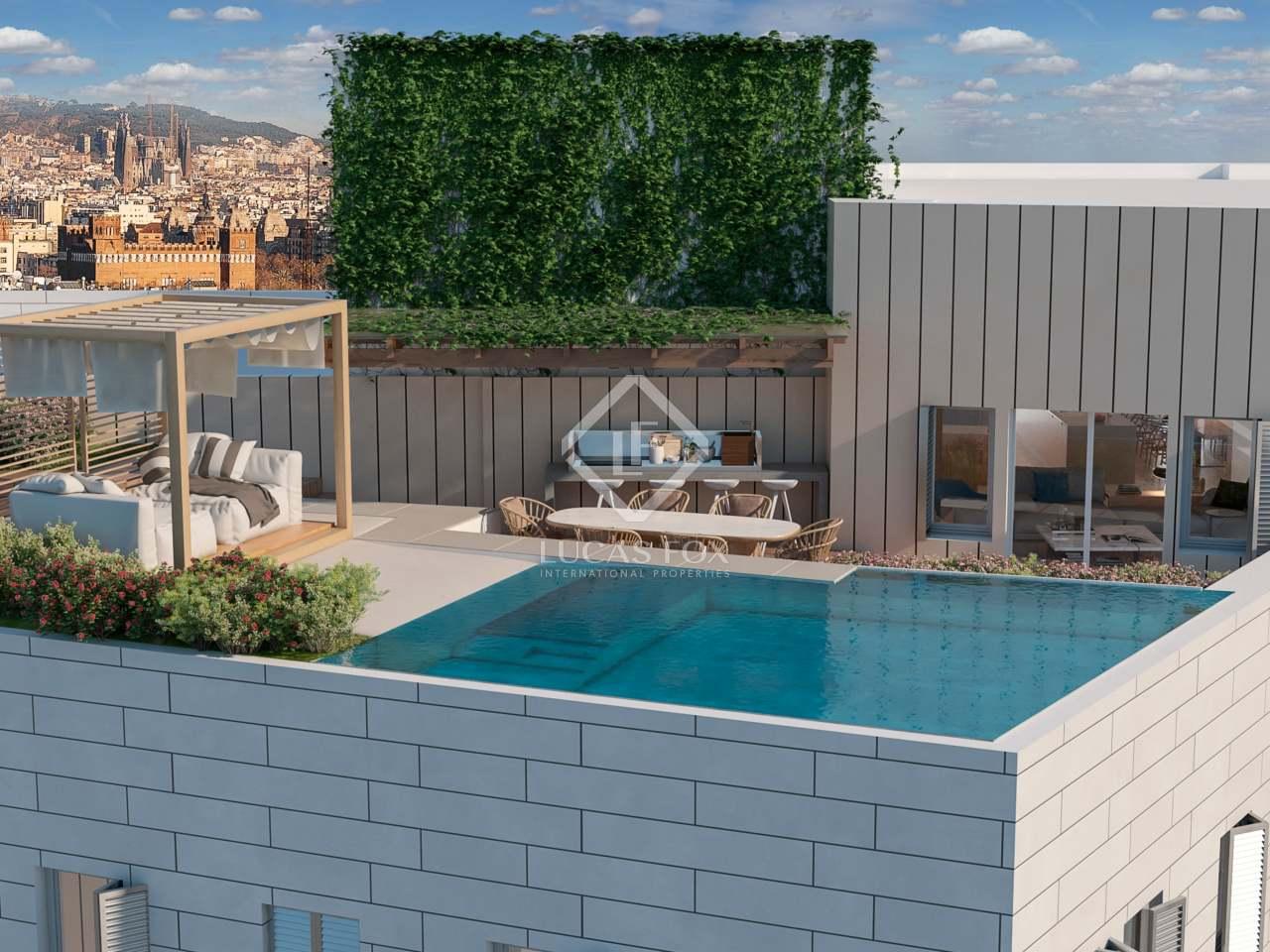 Las 10 mejores ideas para terrazas lucas fox - Ideas para decorar terraza atico ...