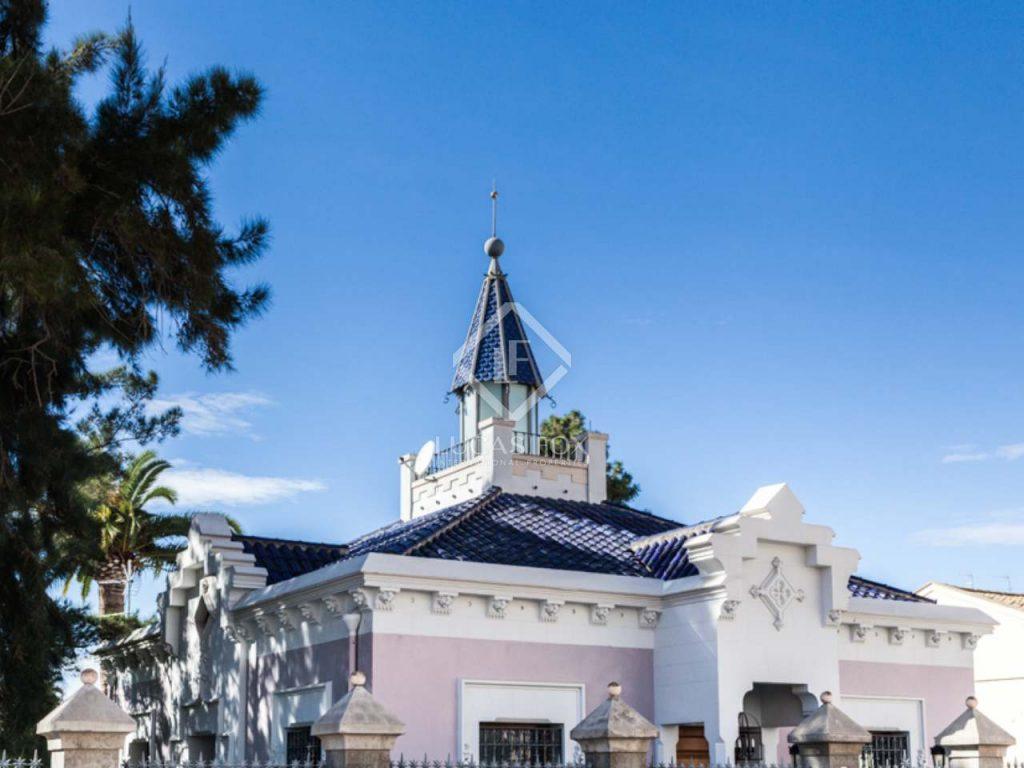 castillos en venta en España