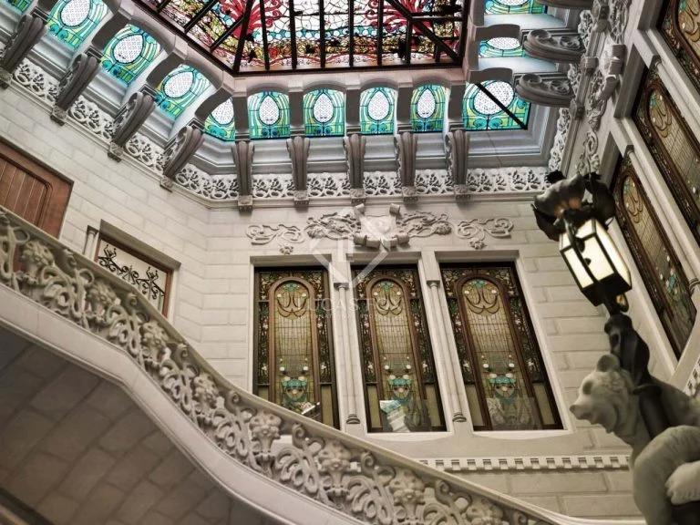 Casa Burés - viviendas de lujo en Barcelona