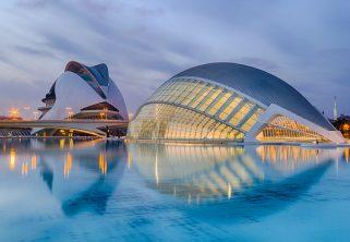 inversores inmobiliarios en Valencia- Ciudad de las Artes y las Ciencias