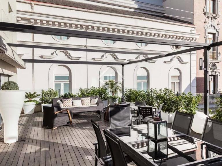 ático de lujo- mejores viviendas en venta en Valencia