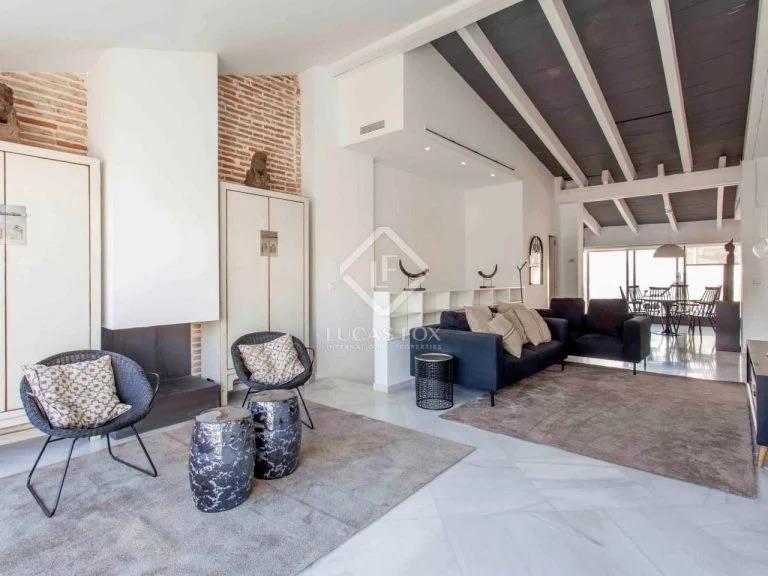 ático dúplex en alquiler Valencia- viviendas en venta en Valencia