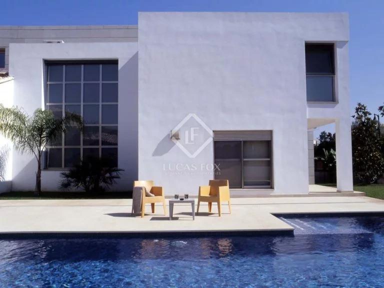 villa de diseño- viviendas en venta en Valencia