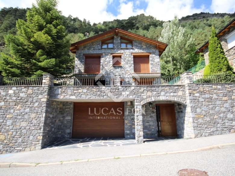 chalets de esquí en Andorra - lfa237
