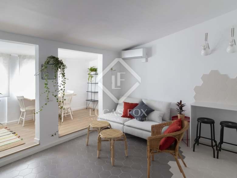 viviendas para invertir en Barcelona en el Clot - BCN11253