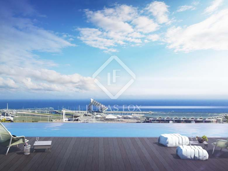 viviendas para invertir en Barcelona - Diagonal Port