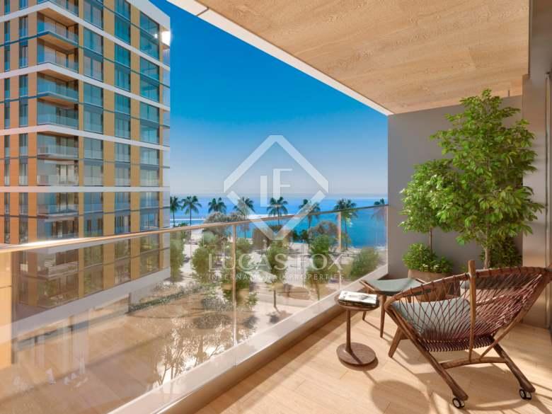 viviendas para invertir en Barcelona- Badalona Beach