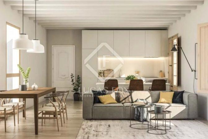 mejores viviendas para invertir en Barcelona- Correu Vell