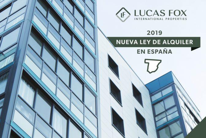 Cambios en la ley de alquileres en España