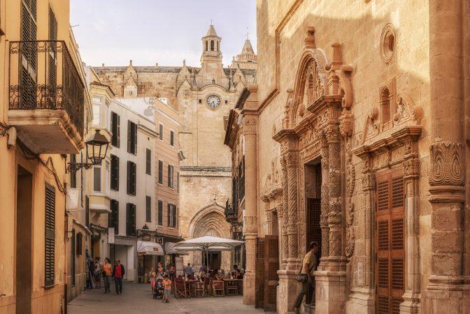 Viviendas de lujo en Menorca
