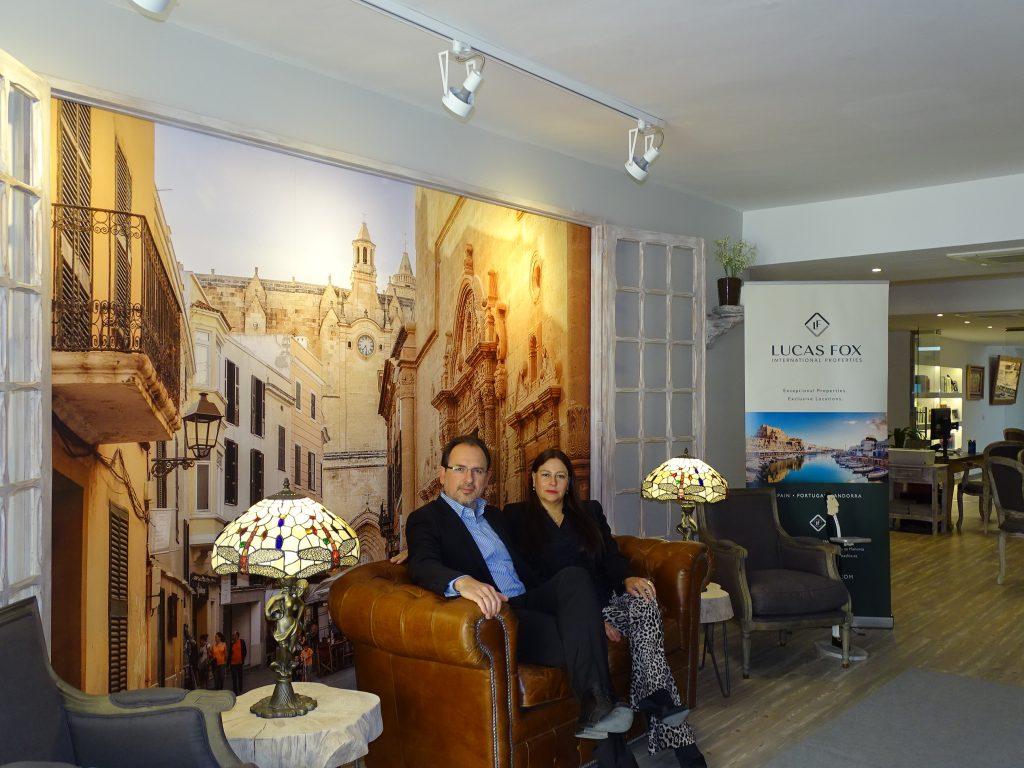 venta de vivienda de lujo en Menorca