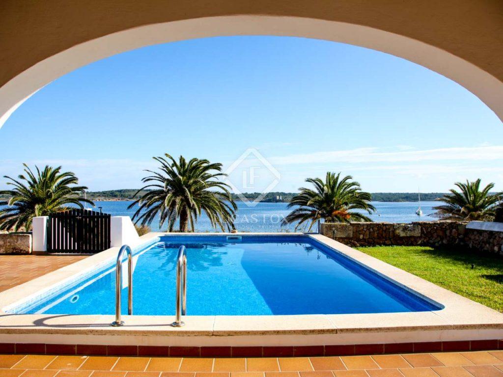 vivienda de lujo en Menorca