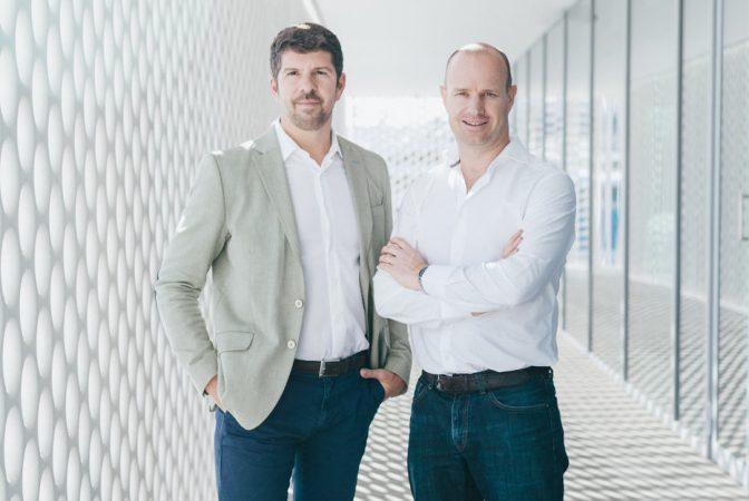Alex Vaughan y Stijn Teeuwen hablan de la paertura de nuevas oficinas