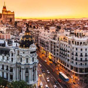 Lugares en Madrid