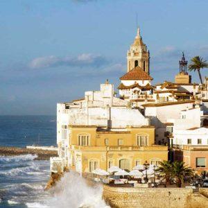 Lugares en Sitges