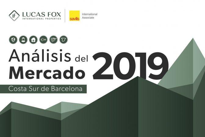 Análisis de mercado: Costa Sur de Barcelona 2019