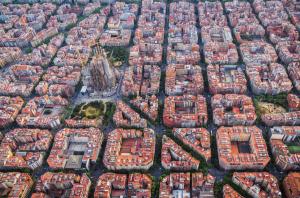 Mercado inmobiliario Barcelona